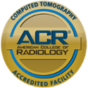 American College of Radiology (ACR) Accreditation - CT Scan