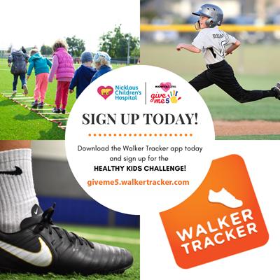 walker tracker promo