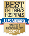 Best Children's Hospitals for Diabetes & Endocrinology