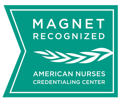 Magnet Recognized American Nurses Credentialing Center Logo