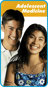 Services provided in the practice of Adolescent Medicine-Image of Smiling Teens