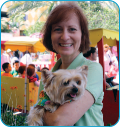 Pet Therapy Volunteer Image