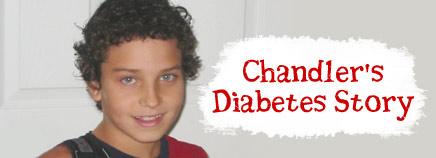 Chandler's Diabetes Story