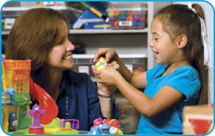how to become a hispital child therapist