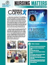 Nursing Newsletter Thumbnail Spring 2012