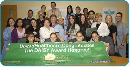 DAISY Award Recipients