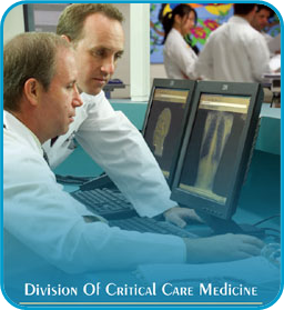 Pediatric Critical Care Division of Critical care medicine