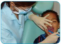 Pediatric Dental Services Programs & Clinical Services