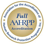 Association for the Accreditation of Human Research Protection Programs, Inc. Logo