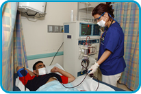 Dialysis Unit Patient